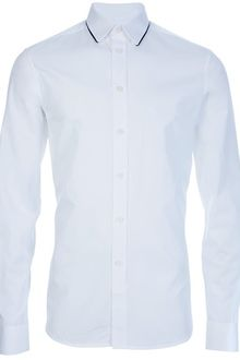 Givenchy Trim Detail Shirt - Lyst