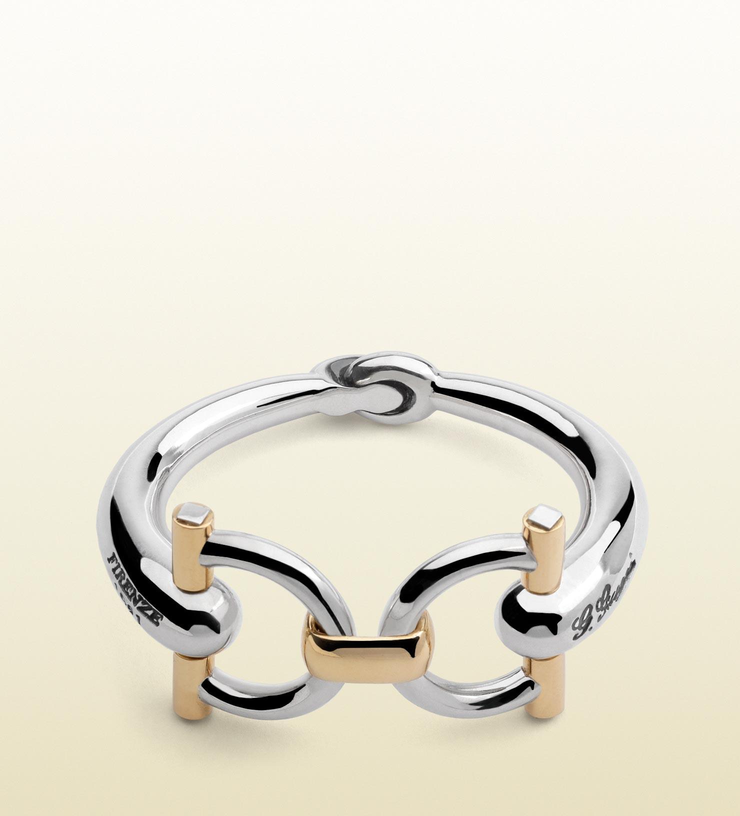 94db19e20 ... jewelry · gucci horsebit bracelet in silver 363940j84000702 · gallery  ...