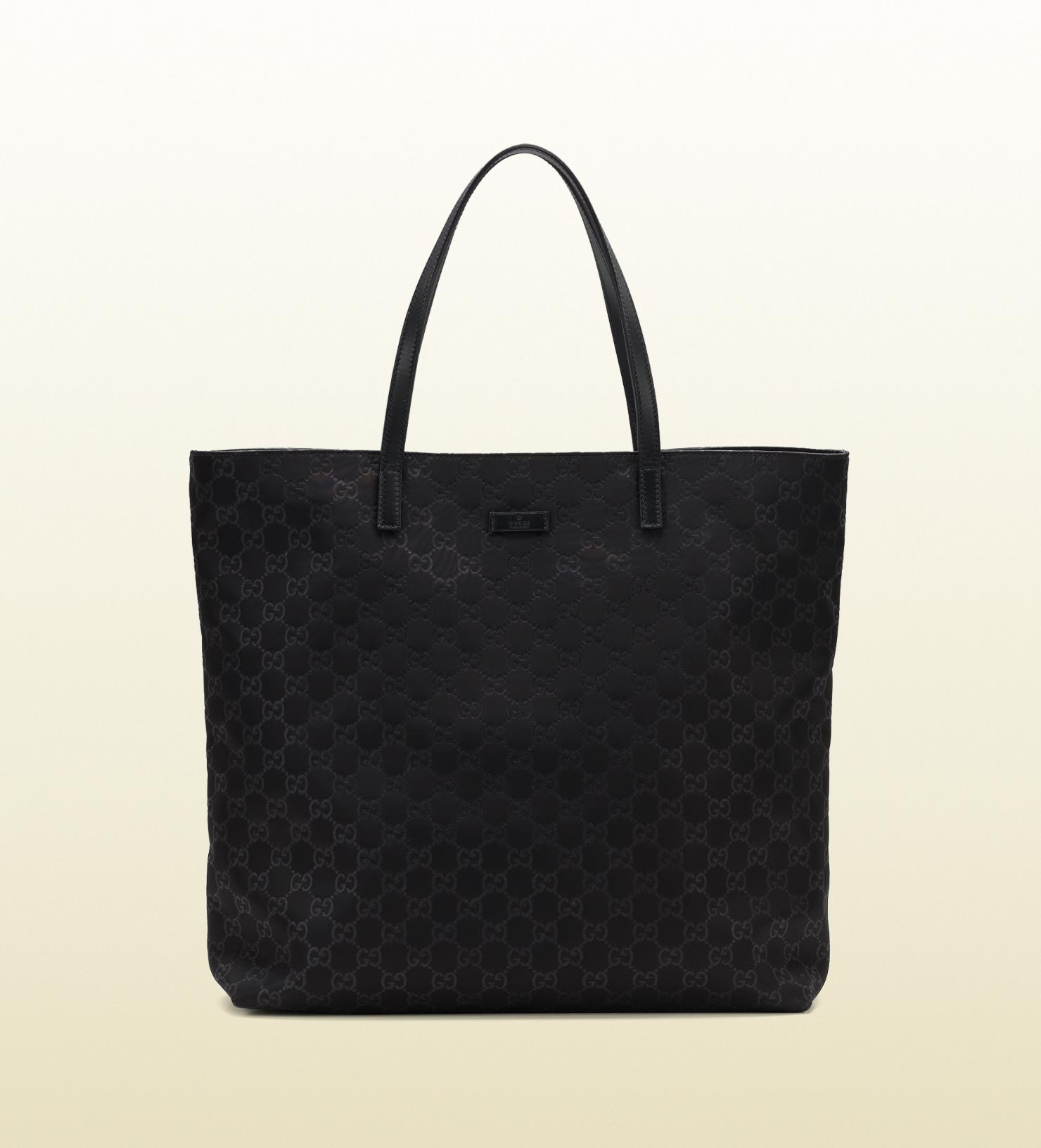 Gucci Tote Bag in Black for Men | Lyst