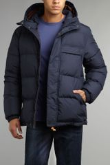 Paul Smith Puffa Jacket in Blue for Men (navy) - Lyst
