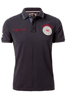 Tommy Hilfiger Polot Badge Short Sleeved Polo Shirt - Lyst