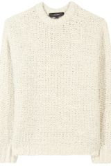 Isabel Marant Quena Chunky Wool Sweater