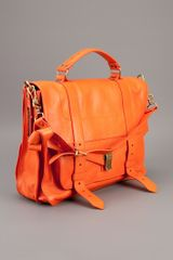 Proenza Schouler Strap in Orange - Lyst
