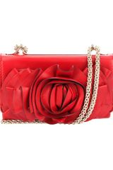 Valentino Rose Clutch