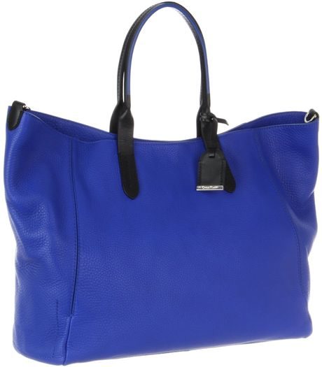Cole Haan Cole Haan Crosby B392 Shoulder Bag in Blue (cobalt)