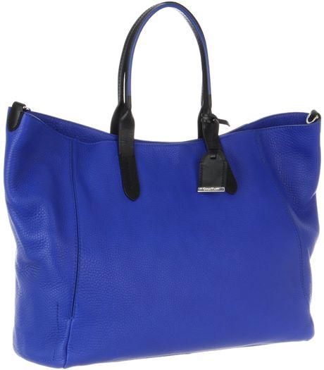 Cole Haan Cole Haan Crosby B392 Shoulder Bag in Blue (cobalt)