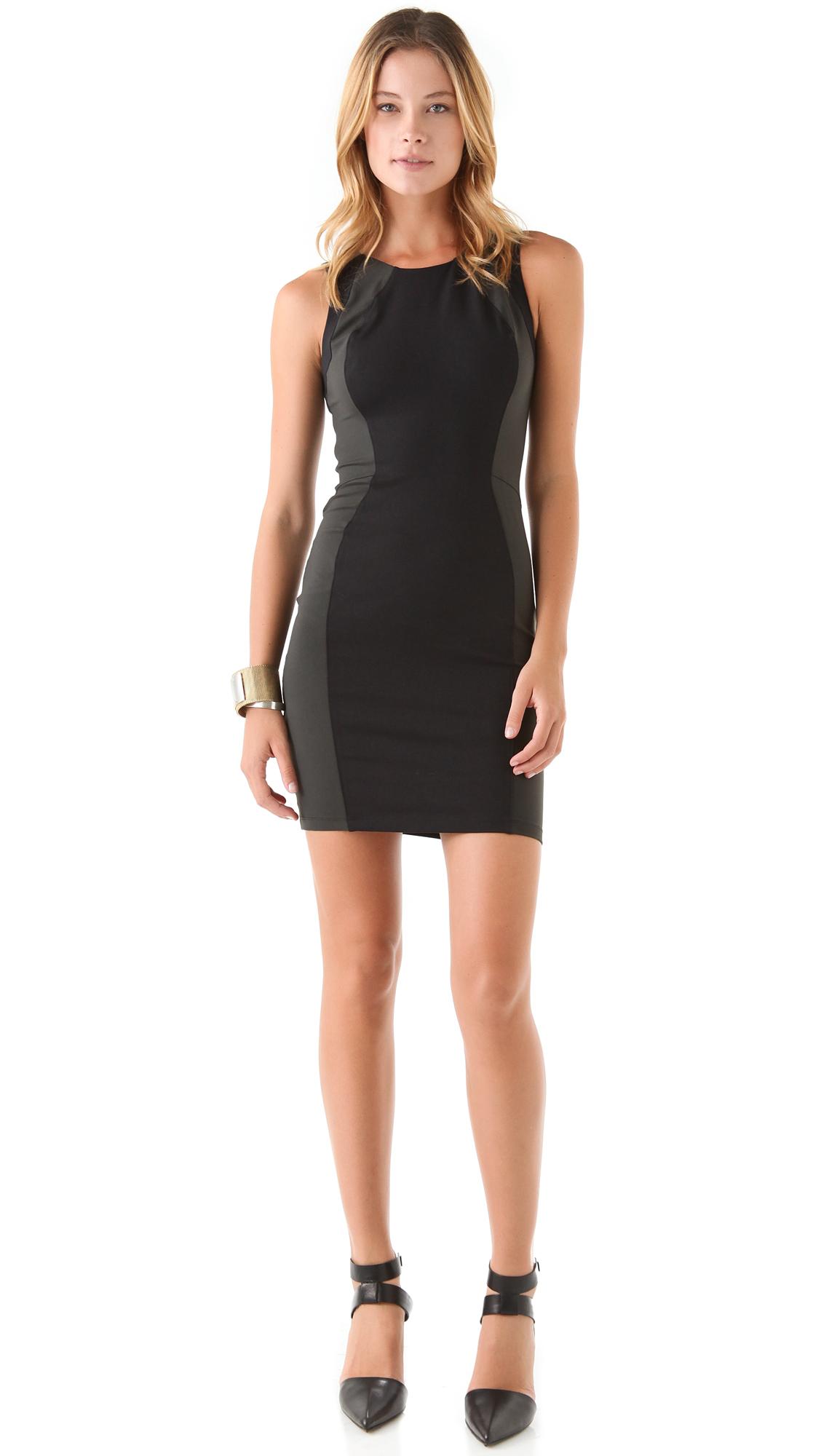 Sleeveless Mini Dresses
