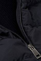 Jil Sander  Hooded Puffa Jacket in Blue for Men (navy) - Lyst