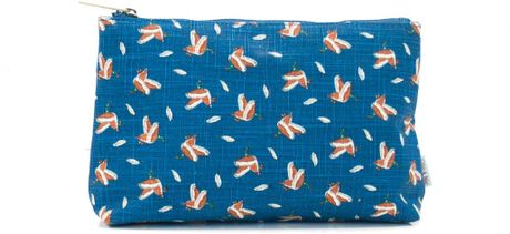 Ollie & Nic Hilda Duck Washbag in Blue (teal) - Lyst