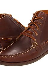Ralph Lauren Collection Teleford Chukka - Lyst