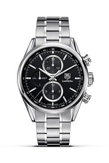 Carrera Tag Heuer Automatic Chronograph Watch 41mm - Lyst