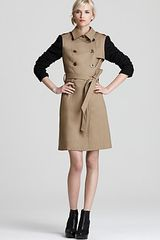 Gryphon Trench Coat  - Lyst