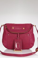 Marc By Marc Jacobs Crossbody Preppy Leather Natasha - Lyst