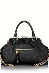 Marc Jacobs Shoulder Bag Quilted Stam - Lyst