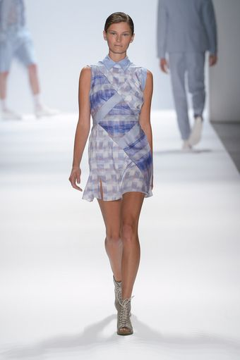 Richard Chai Spring 2013 Runway Look 8 - Lyst