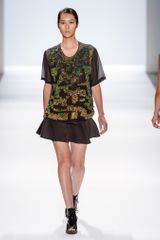 Richard Chai Spring 2013 Runway Look 45 in  - Lyst