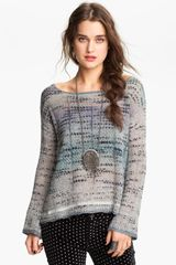 Free People Morning Bell Pullover - Lyst