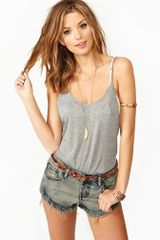 Nasty Gal Bonitas Cutoff Shorts Harvey - Lyst