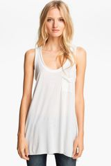 Rag & Bone Pocket Tank - Lyst