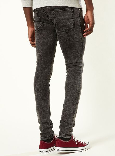 Acid Washed Jeans Women