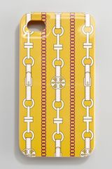 Tory Burch Tbelt Hard Iphone 4 Case - Lyst