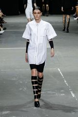 Alexander Wang Spring 2013 Runway Look 4 in  - Lyst