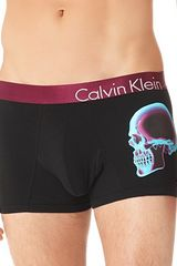 Calvin Klein Limited Edition X Ray Skull Trunks - Lyst