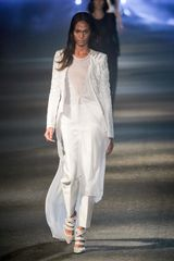 Prabal Gurung Spring 2013 Runway Look 1 in  - Lyst