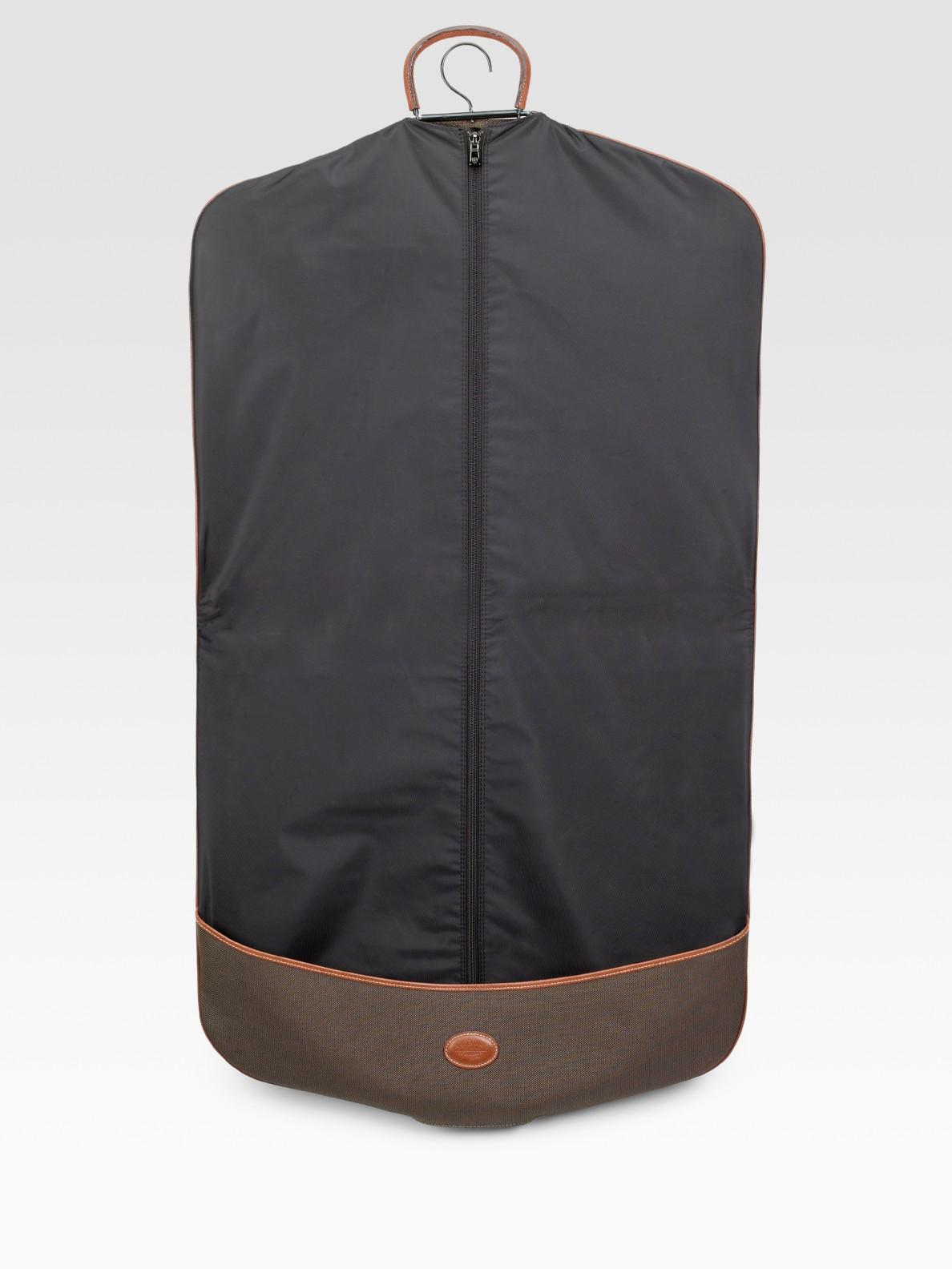 Lyst longchamp boxford hanging garment bag in brown for men jpg 1188x1584 Garment  bag brown dca1f7f6cbee5