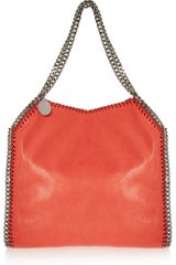 Stella McCartney Falabella Faux Leather Shoulder Bag - Lyst