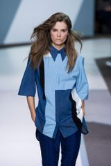3.1 Phillip Lim Spring 2013 Runway Look 45 in  - Lyst