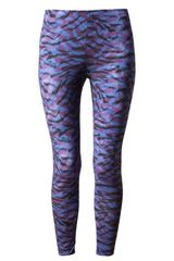 Calla Tiger Printed Leggings - Lyst