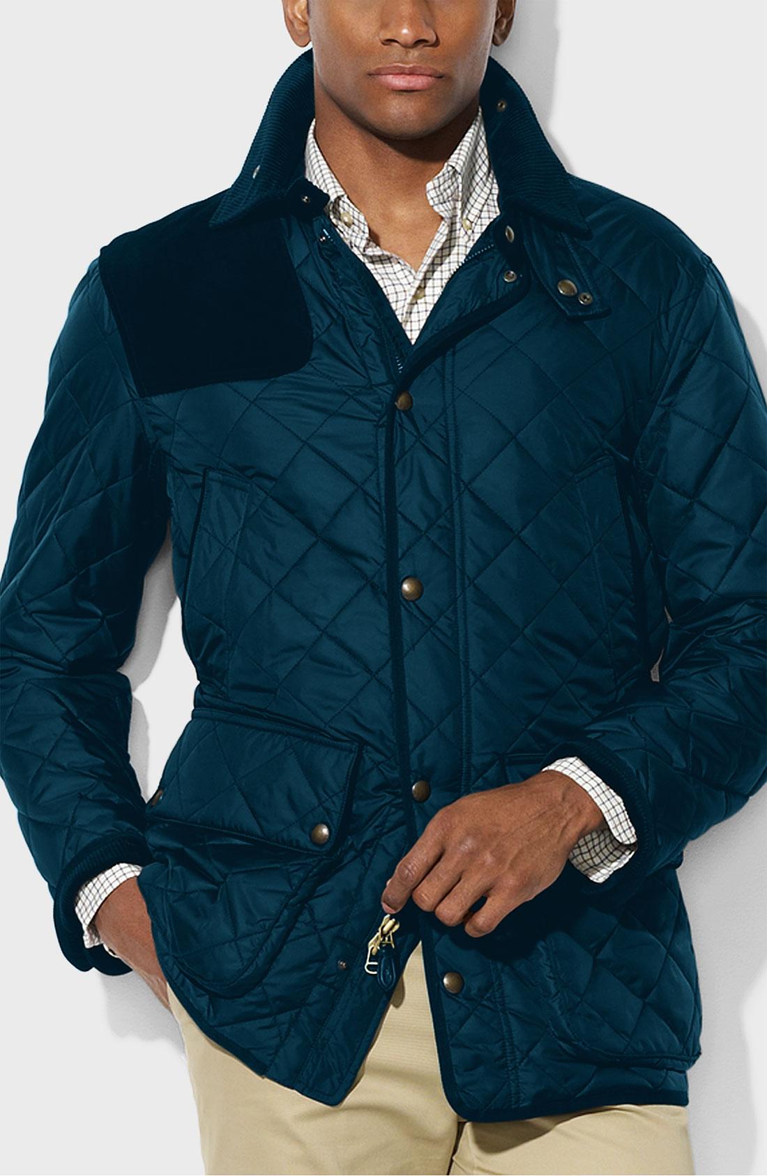 Ralph Lauren Aviator Jacket