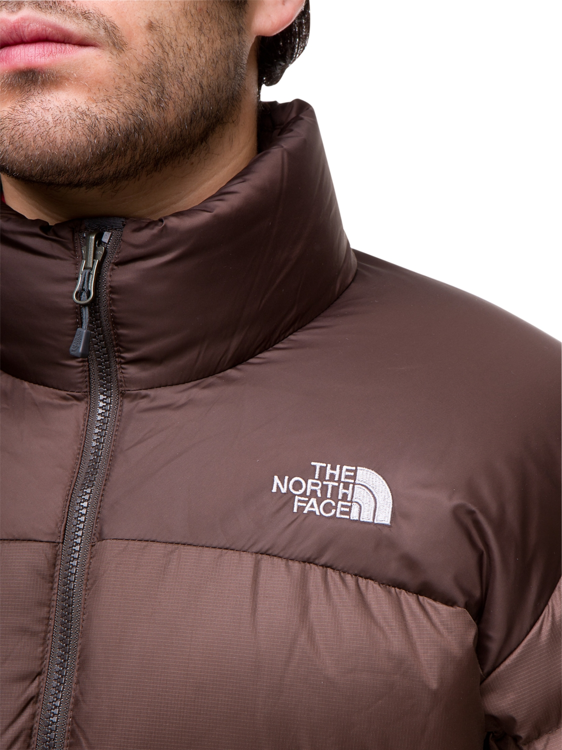 485efe15c2be The North Face The North Face Mens Nuptse 2 Jacket Bittersweet Brown ...