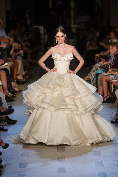 Zac Posen Spring 2013 Runway Look 38 in  - Lyst