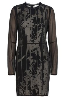 3.1 Phillip Lim Print Chiffon Over Dress - Lyst