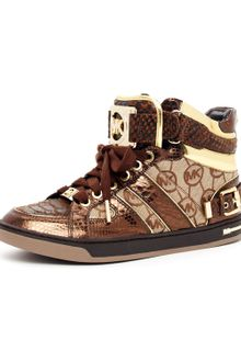 Michael by Michael Kors Fulton Hightop - Lyst