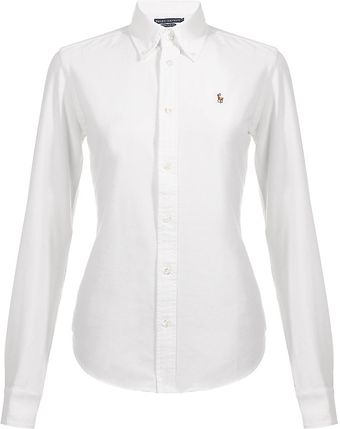 Ralph Lauren Blue Label Classic Oxford Shirt - Lyst