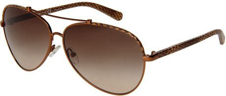 Tory Burch Sunglasses in Brown (b) - Lyst