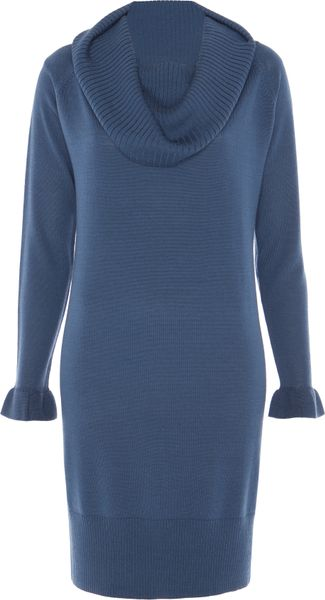Alice By Temperley Gloria Tunic in Blue (petrol) - Lyst