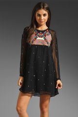 Antik Batik Salem Mini Dress - Lyst