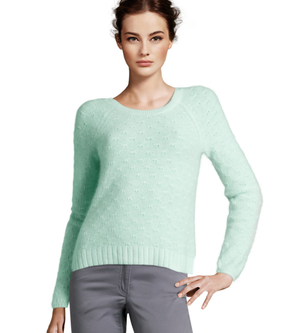 H&m Jumper in Green