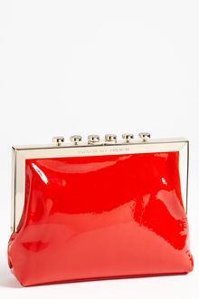 Kate Spade Pardon My French Typewriter Keys Clutch - Lyst