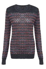 Marc By Marc Jacobs Twinkle Stripe Jumper - Lyst