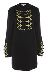Temperley London Military Jumper - Lyst