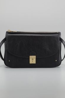 Tory Burch Priscilla Clutch Black - Lyst