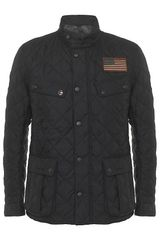Barbour Jeffries Quilted Jacket - Lyst