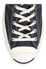 Converse Jack Purcell Helen Canvas Sneakers in Blue (navy) - Lyst