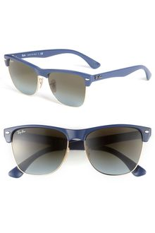 Ray-Ban Highstreet 57mm Sunglasses - Lyst