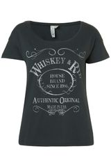 Topshop Whiskey and Rye Tee